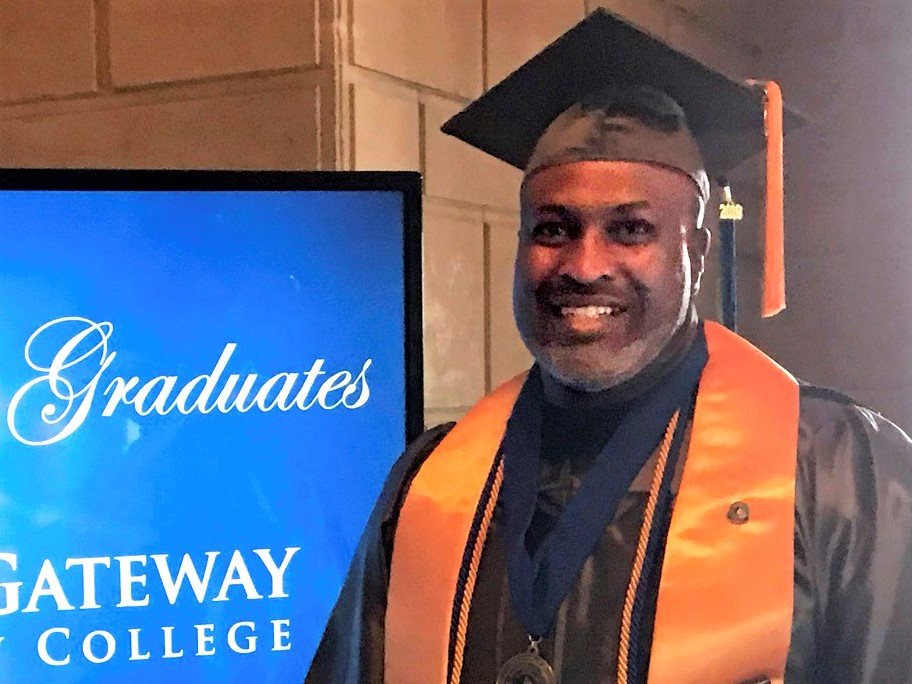 A 57-Year-Old AFSCME Free College Graduate's Advice: 'If I can do it, you can do it'